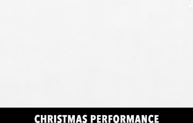 Thrive Kids Christmas Performance